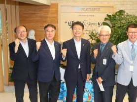 복지부, 시립서울장애인종합복지관 현장방문(09.03)