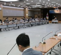 제34대 서울시한의사회 첫 시동…주요 현안 심층 논의