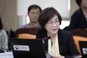 약사 출신 김상희 의원, 국회 부의장 출마 선언