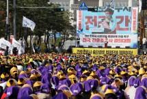 """간무협 """"법정단체 인정은 헌법적 권리"""""""