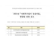 사회적기업 육성사업에 살림한의원·우리들한의원 선정
