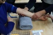혈액검사 사용 확대 위한 채혈 교육 막판 '스퍼트'