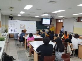 무안군, 성장기 청소년 한방건강 교실 '큰 호응'