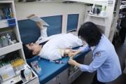 대전대 둔산한방병원, 교직원 참여한 '사랑의 헌혈'
