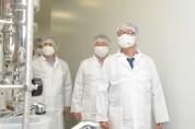 식약처, 코로나19 백신 개발.제조 현장 점검