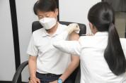 식약처장, 아스트라제네카 백신 접종