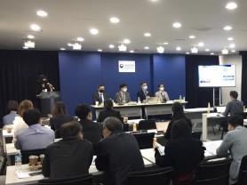 외신기자들, 한국의 코로나 대응방안 및 심평원 역할 '주목'