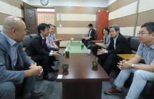노홍인 보건의료정책실장, 한의협 회관 방문