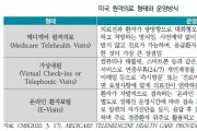 코로나19로 세계 주요국 원격의료 활용 및 건보 적용 확대 논의 본격화