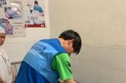 캄보디아서 빛난 사랑의 의료 나눔