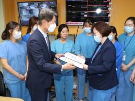 코로나19 의료진 사례 대국민 수기 공모전 개최
