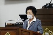송정덕 산청군의원, '한방·항노화의 날' 지정 건의