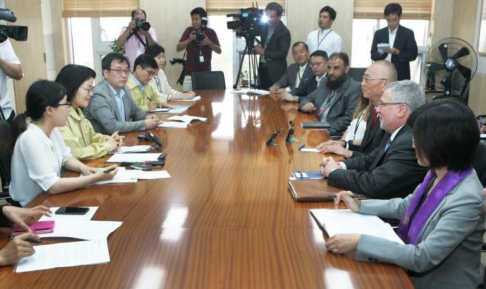 한국-WHO 메르스 합동평가단, 9일부터 활동 개시
