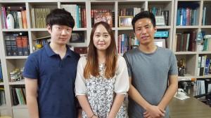 한의대 학부생 논문팀 사진