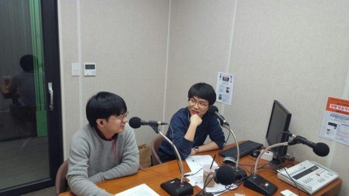 """""""팟캐스트 통해 대회원 홍보·국민과의 소통, 앞장서겠다"""""""
