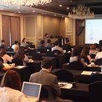 지난 28일 서울 켄싱턴호텔에서 '저출산 사회에서 한의계의 역할 강화 방안 모색'을 주제로 제4차 한의약보건정책포럼이 열리고 있다.