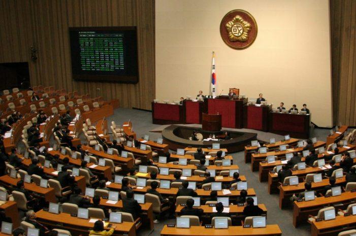 정부조직법 본회의 통과…추경은 여전히 줄다리기