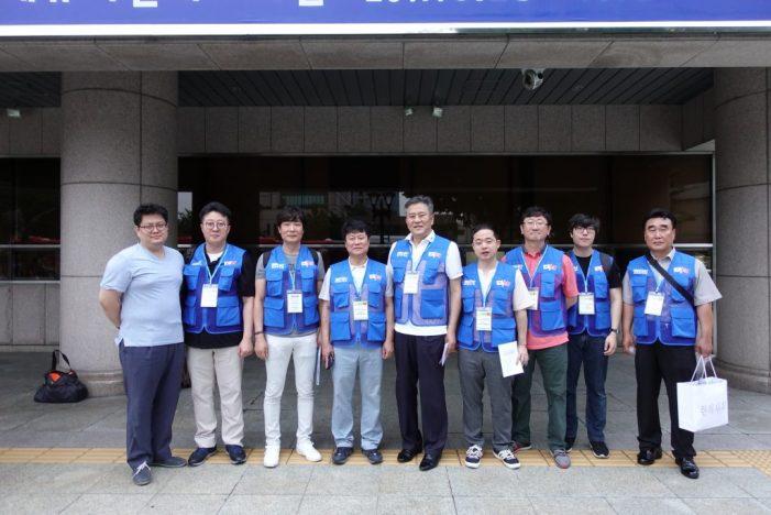 대구지부, 키르기스스탄서 메디시티대구 나눔 의료봉사