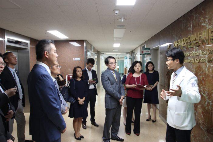 홍콩 최초 국립한방병원에 국내 한방병원 노하우 도입되나?