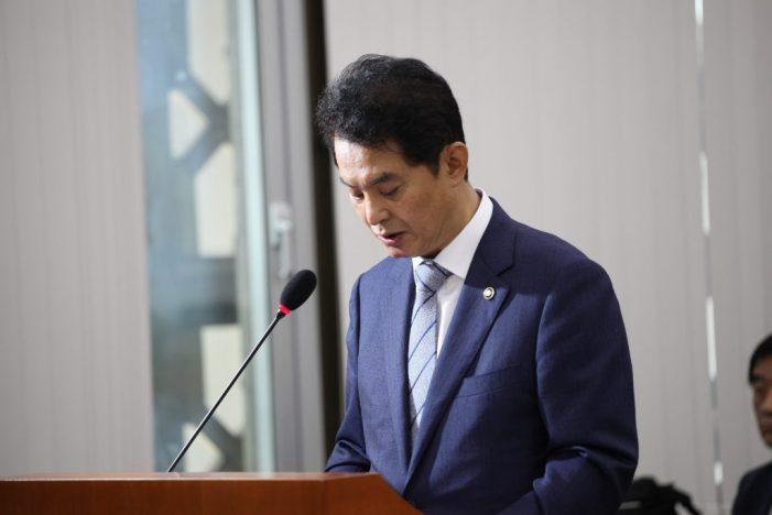 자유한국당, 복지위 집단 퇴장 이어 식약처장 해임 촉구
