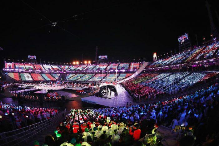 패럴림픽 기간 중 노로바이러스 감염확진자 6명