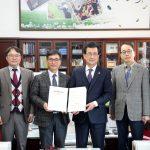 12일, 충북지부 '월경곤란증 치료 지원' 업무협약