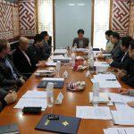 제1회 국제위원회가 지난 14일 개최됐다.