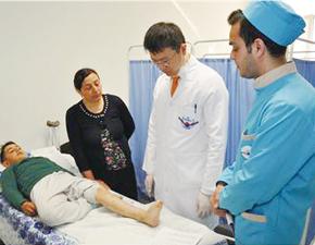 2006년 SEBA 산하 경희대학교 한방병원 개원, 진료 개시