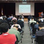 서울시한의사회가 지난 20일 2권역 보수교육을 실시하고 있다.