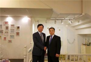 대만에서도 중의사의 의료기기 사용 허가됐다