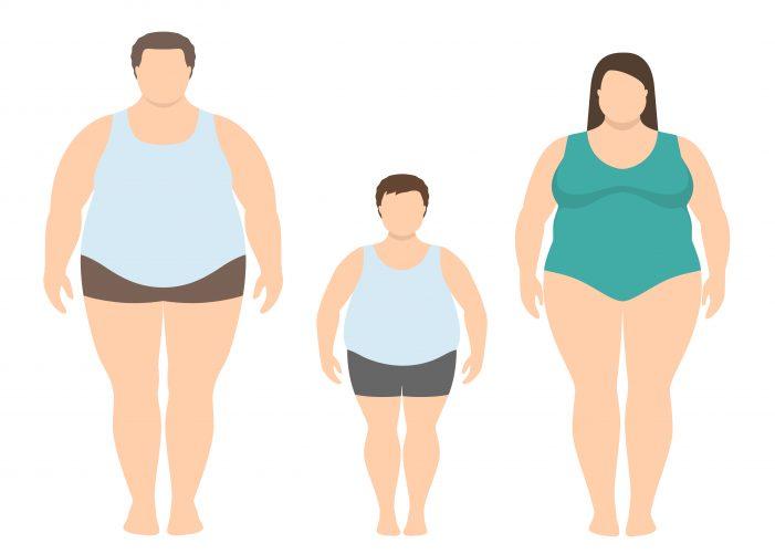 비만도 대물림?…부모가 비만이면 자녀 비만율 20%