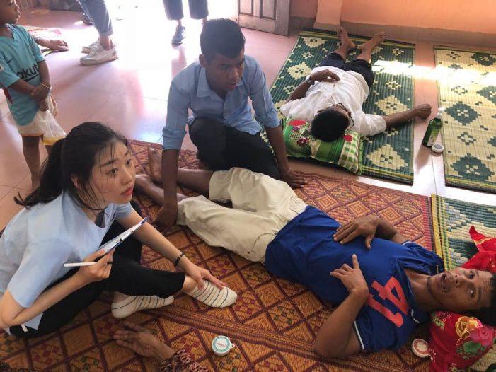 KOMSTA 캄보디아 지역 해외의료봉사