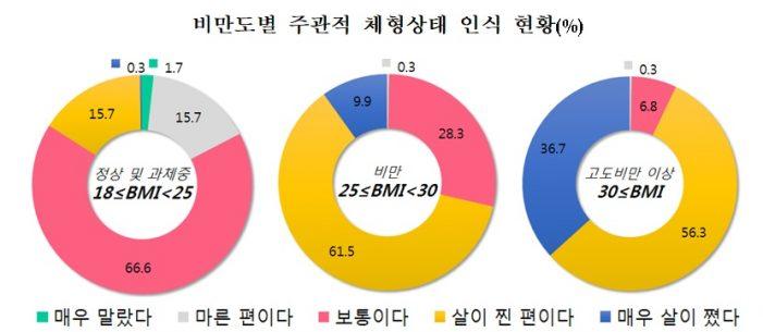국민 79.5% '비만문제 심각' 인지…잘못된 정보 만연