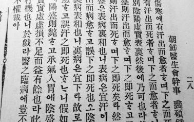 論으로 풀어보는 한국 한의학 (147)
