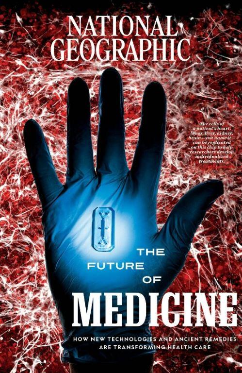 내셔널지오그래픽 신년호, 전통 한의학 집중 조명