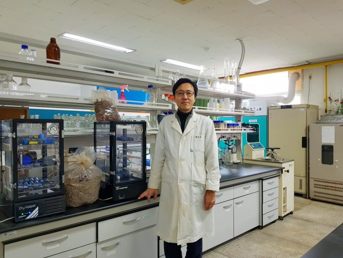 세명대 최석순 교수, 국내 최초 한약재 부산물 활용 중금속 처리 방법 개발