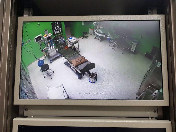 5월 1일부터 모든 경기도의료원 수술실에 CCTV 운영