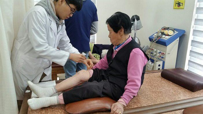 남원시보건소 찾아가는 한의 이동진료 '큰 호응'