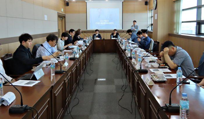 지난 18일 열린 8개 전문분과학회 대상 전문의제도 개선 간담회.