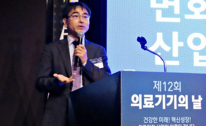 한국 IBM 블록체인 기술총괄 박세열 상무.