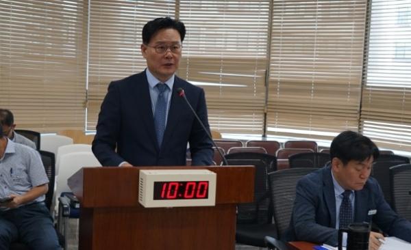 경기도의회 보건복지위원회 최종현 더불어민주당 의원.